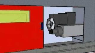 Google SketchUp cnc Maschinen