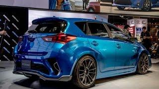 Scion iM Concept Car - 2015 Detroit Auto Show