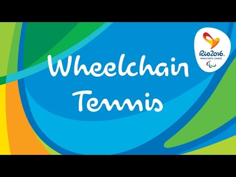 Rio 2016 Paralympic Games   Wheelchair Tennis Day 8   LIVE