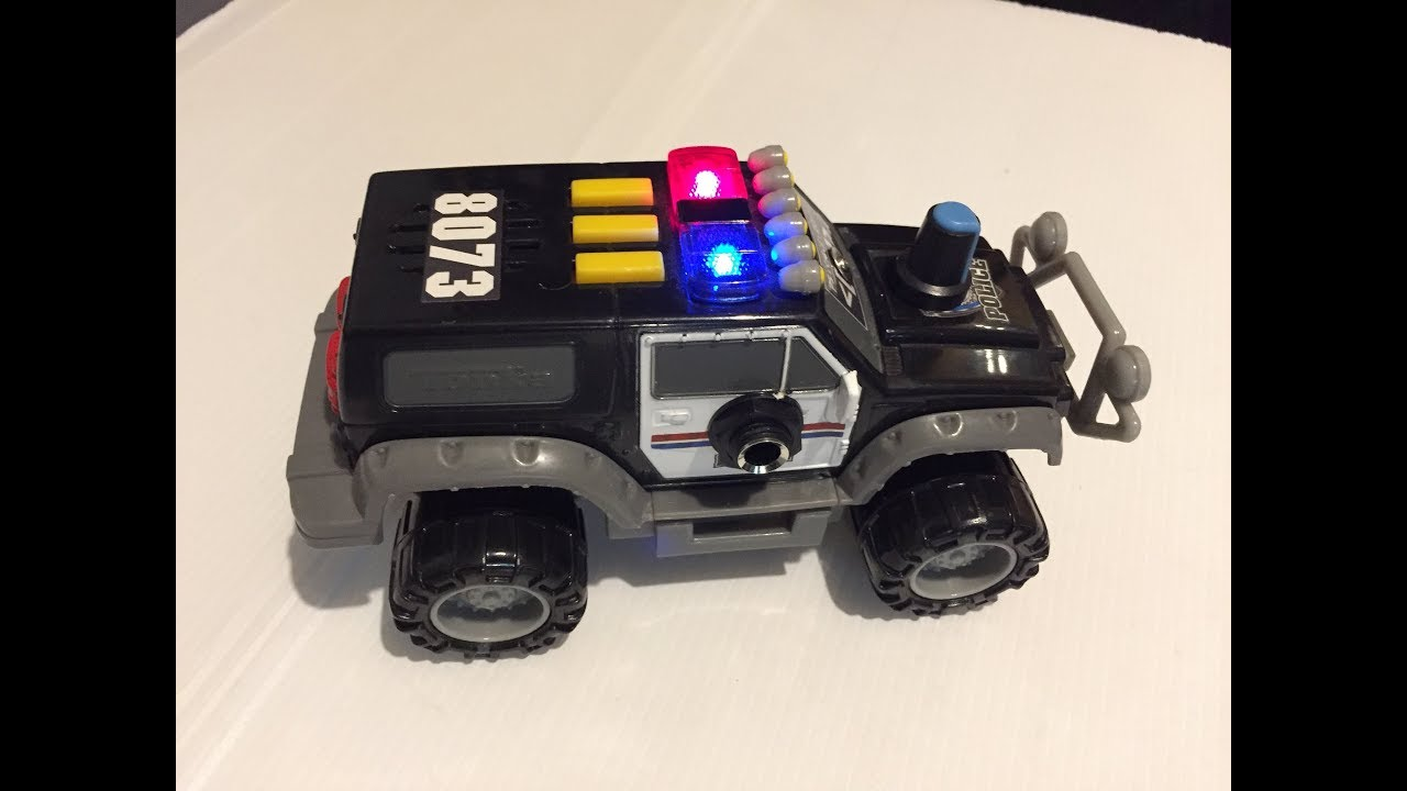 Circuit Bent Tonka Police Truck By Psychiceyeclix Circuitbending Circuitbent Noise Toys Cementimental
