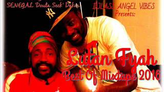 Lutan Fyah Best Of Mixtape by DJLass Angel Vibes (September 2016)