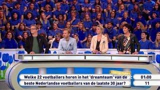 De 22 beste Nederlandse voetballers van afgelopen  - IK HOU VAN HOLLAND