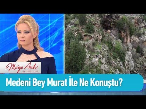 Medeni Bey Murat ile ne görüştü?  - Müge Anlı ile Tatlı Sert 28 Şubat 2019