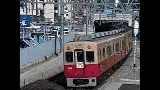 阪神淡路大震災後、阪神電車が全線復旧した後の動画です。まだステンレ...