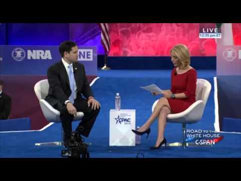 Marco Takes Questions From Dana Bash At CPAC 2016 | Marco Rubio for President