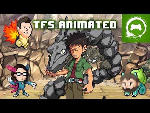 TFS Pokemon LGN Animated Episode Four
