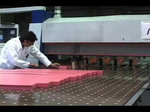 Plastic Fabrication Videos: Cut To Size Plastic