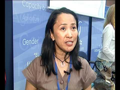 Delia Catacutan, Social Scientist, World Agroforestry Centre