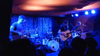Mighty Oaks - Just One Day - live The Atomic Café München 2014-03-29