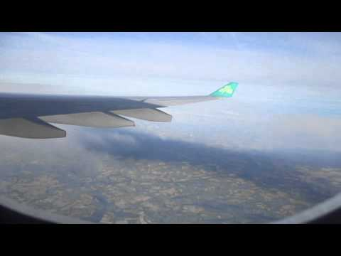 Aer Lingus a330-302 Dublin to Malaga *Full Flight*
