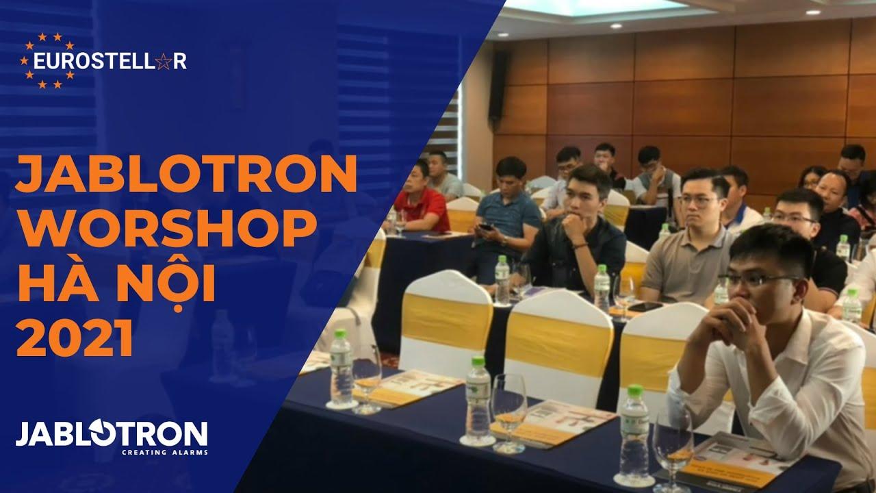 JABLOTRON WORKSHOP HÀ NỘI 2021