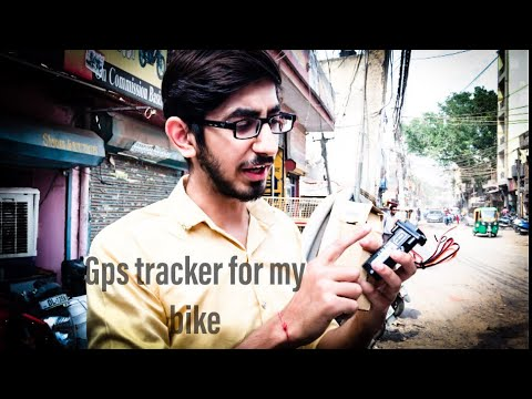 High security Gps tracker for my bike | Ab chura ke dikhao |