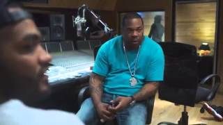 Busta rhymes reaction to JOYNER LUCAS