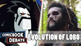 Evolution of Lobo in Cartoons, Movies & TV in 7 Minutes (2019)