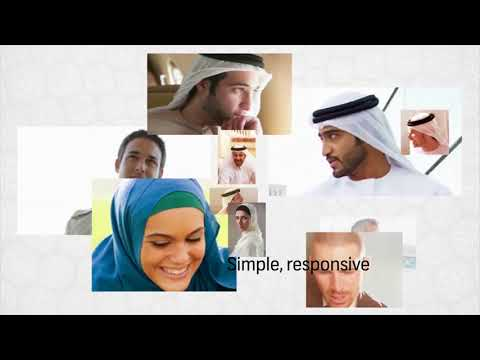 Emirates Islamic Rebranding Video