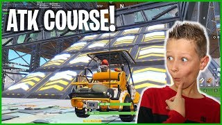 The BIGGEST ATK COURSE EVER!