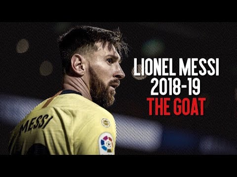 Download Lionel Messi - The GOAT   Goals and Skills Mix 2019   HD