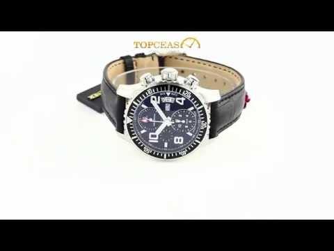 Karl Breitner Aviator Steel Black (AVT-SBLX) - Full HD