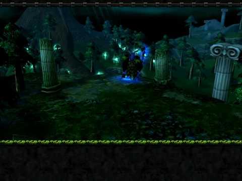 Warcraft 3 Derrota de Archimonde
