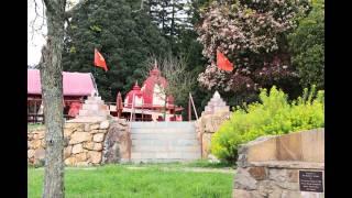 Hanuman Temple, Mt Madonna, USA