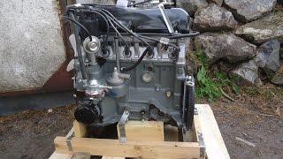 Новый двигатель Ваз 21213 .