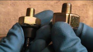 Honda Accord Oil Pressure Switch Replacement
