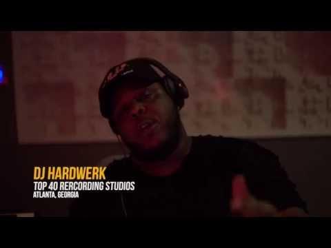 """DJ Hardwerk Ft Akon Making of """"Tell Me Were Ok"""""""