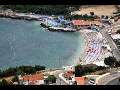 Utjeha Montenegro Rocky Beach Crna Gora Youtube