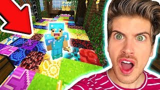 STACY AND ITSFUNNEH PRANKED MY HOUSE!!! | Minecraft The Deep End SMP #13