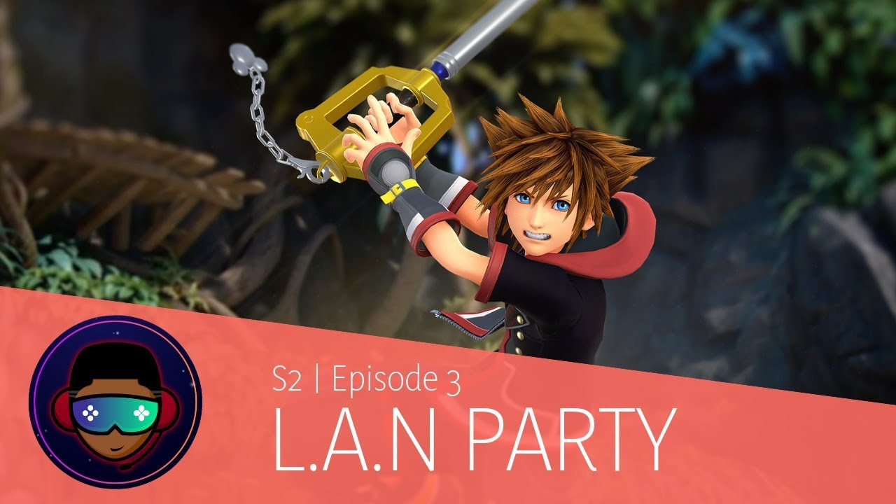 S2 Ep3 | Xbox Live on Switch, Superbowl LIII Trailers, Seeing KH3 through Rose Glasses
