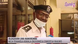 KCCA eweze okufaafagana nabakolera mu nguudo z'abebigere