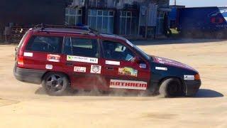 Opel Astra F Wagon - Rally Sprint Deta PS3 2016 - Driver Setyar Cristian Alexandru