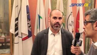 Alberto Bozza Assessore Sport - Save Moras, la patch sulle maglie del derby di Verona.