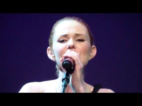 Lena Katina acoustic show Oberhausen 3 April 2016