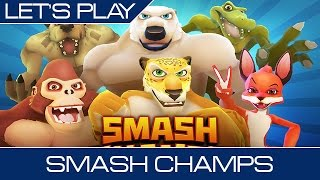 Smash Champs - Playing KING - Free Online Games on POGED