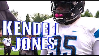 Kendell 'The Hulk 'Jones '16  : Shoemaker High (K