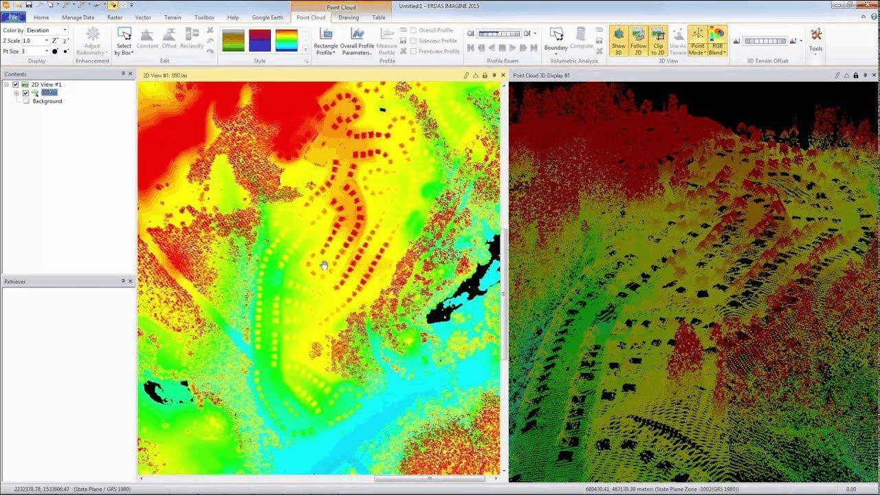 Point Cloud (LIDAR) Processing Demonstration