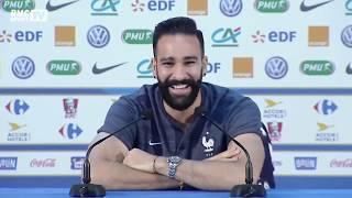 Le BEST OF d'Adil Rami durant la Coupe du Monde !