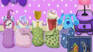 Blue's Clues #319 : Blue's Pajama Party (Windows game 1999)
