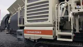 Video still for Metso Lokotrack® LT220D™