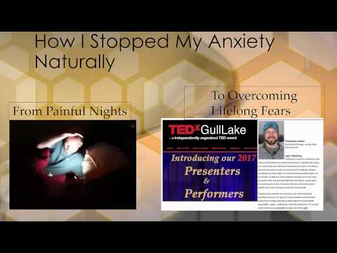 How I Cured My Anxiety Naturally