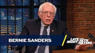 Senator Bernie Sanders Hates Political Forecasting