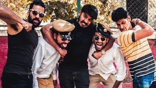 ಪೊಲೀಸ್ ಸ್ಟೋರಿ ೩   Police Story 3-Rollcall in KGF  Kannada Comedy   KGF Kannada movie trailer Spoof