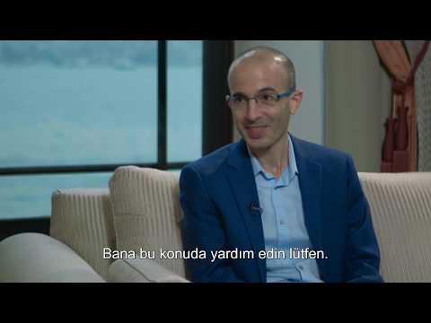 Yuval Noah Harari - M. Serdar Kuzuloğlu Röportajı 2018
