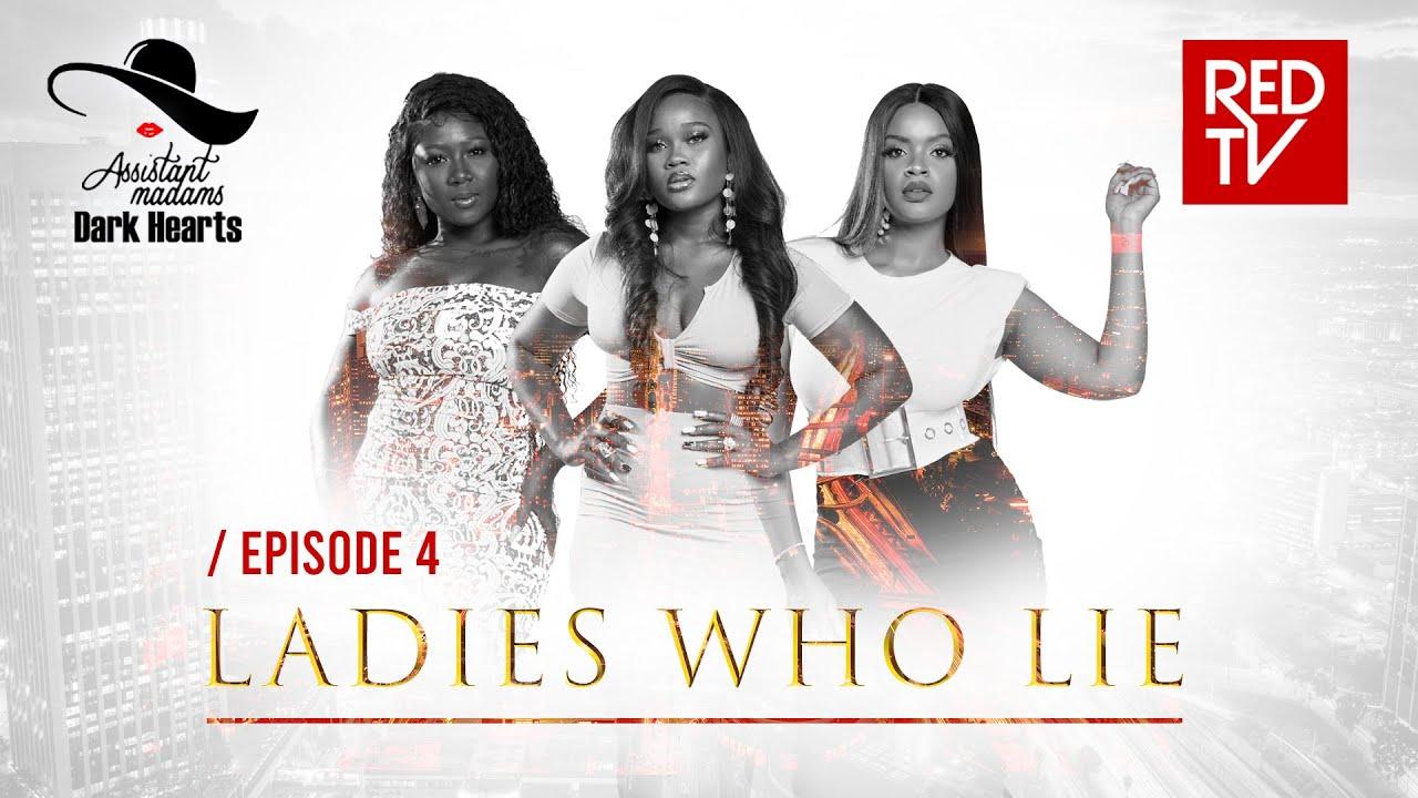 Download ASSISTANT MADAMS / DARK HEARTS / EP-4 / LADIES WHO LIE
