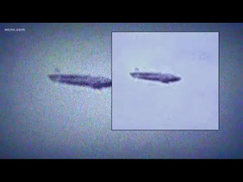 Man reports seeing 'UFO' over Lake Norman