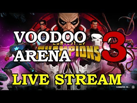 I need a Voodoo - Part 3   Marvel Contest of Champions Live Stream