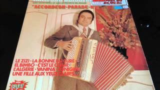Le Métèque (Georges Moustaki) - par Raymond Boisserie, son accordéon et son orchestre