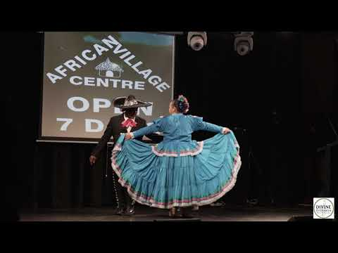 Mexican Revolution Dance Group live at the Wild Night in Australia 2017 in Prospect City