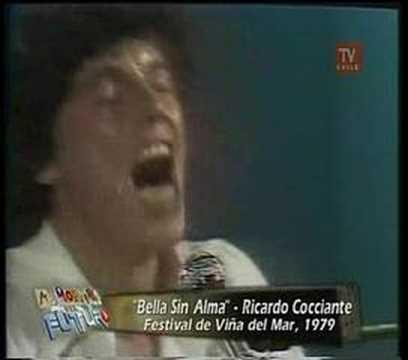 Ricardo Cocciante-Bella sin alma